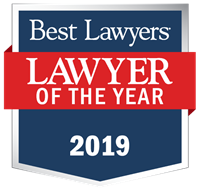 Best Lawyers 2019 – Lawyer of the Year