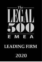 Legal 500 Deutschland 2020 – Gesundheit