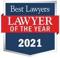Best Lawyers 2021 – Lawyer of the Year